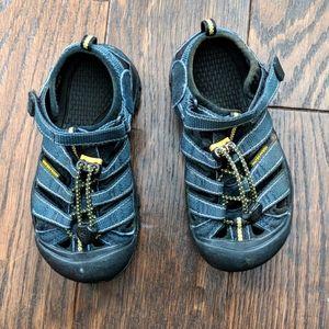 Keen Blue Waterproof Water Sandals Size 12